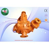 China A05 Rubber Lined Centrifugal Pumps Coal Slurry Delivery And Heavy Media Coal Preparation on sale