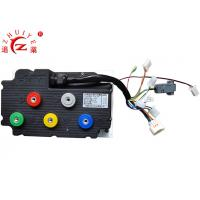 China 60 / 72V 3000W Electric Vehicle Controller , Brushless Motor Speed Controller With Fan on sale