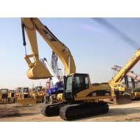 China Used and new Crawler Excavators Caterpillar 325d buy and sell used excavator on sale