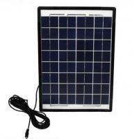 Photovoltaic Multicrystalline Solar Panels , Miniature Solar Panels For Home Manufactures