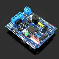L p motor driver shield for arduino expansion board