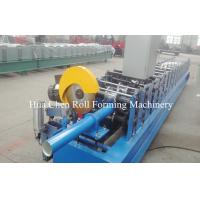 Rain Water Steel Down Pipe Roll Forming Machine 380V 50Hz 3 Phases Manufactures
