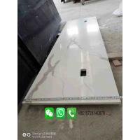China Foshan Weimeisi On Sale Stone Prefab Kitchen Island For Hotel Project on sale