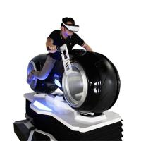 Virtual Reality Simulation Rides VR Motorcycle Simulator For Shopping Mall Manufactures