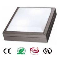 20W Square Outdoor LED Wall Light With Philips Chip , High Power IP65 Led Wall Pack Light Manufactures