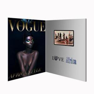 Advertising Video Magazine Manufactures
