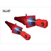 Horizontal Vertical Telescoping Hydraulic Ram  , OEM Telescopic Hydraulic Cylinder Manufactures