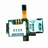 Cellular Phone Spare Parts Sim Flex Cable for Samsung i9000 Galaxy S Manufactures