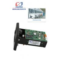 Magnetic RF Dip Card Reader With Card Latch , Hybrid Smart Card Reader Manufactures