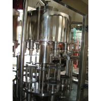 China Non-Carbonated Beverage Filling Machine / Packaging Machinery 0.6mp - 0.8mp on sale