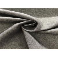 2/2 Twill Polyester Fabric Breathable , Water Resistant Polyester Fabric For Sports Jacket Manufactures