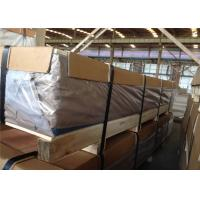 Quality Prime 1.2mm Polished Aluminium Sheet For Reflectorized Material , Aluminum Rolling for sale