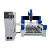 China 3D Stone Marble Carving ATC CNC Router Machines 4 Axis Excellent Milling Performance on sale