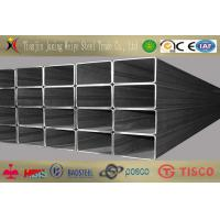 Steel Beams Rectangular Steel Tube For Decorate / Black Painting API Pipe Manufactures