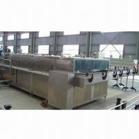 Bottle Warming/Cooling Machine with 10,000 to 20,000bph Productivity Range and 0.4MPa Steam Pressure Manufactures