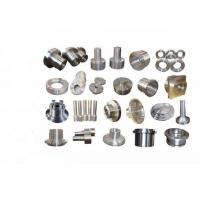 Stainless Steel CNC Lathe Machine Parts 0.002mm Tolerance ISO Certification Manufactures