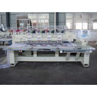 High Compatibility Digital Embroidery Sewing Machine For Curtain / Bed Sheet Manufactures