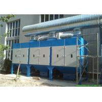 132KW Fan Central Dust Collector 960m2 Filtering Area Steel Housing Manufactures