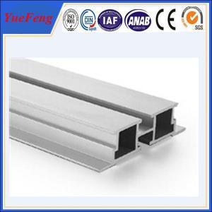 cheap exterior aluminum door price/ extruded aluminum glass doors frame design Manufactures