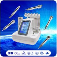 99% Pure Oxygen Firming Pore Facial Cleanser Water Oxygen Jet Peel Microdermabrasion Machine Manufactures