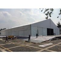 China Waterproof Big 40m*50m Industrial Storage Tents Advertising Event Frame Tents on sale