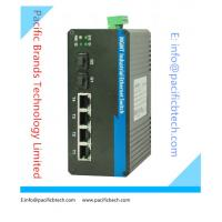Buy cheap 10/100/1000M Managed Industrial Ethernet Switches from wholesalers