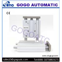 China Compact Guided Pneumatic Cylinder , Single Rod Double Acting Smc Air Cylinder on sale