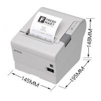 Epson USB Thermal Receipt Printer 50-60Hz With 203dpi * 203dpi Density Manufactures