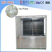5000kg Capacity Plate Ice Machine , Automatic Ice Machine High Production for sale