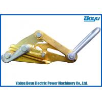 Transmission Line Stringing Tools Conductor Wire Self Gripping Clamps 300 ~ 400mm2 Manufactures