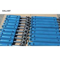 Double Earring Agricultural Hollow Hydraulic Cylinder Plunger For Farm Tractor Manufactures