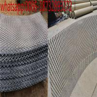 used expanded metal for sale/expanded metal lath suppliers/ heavy duty metal mesh/ stainless flattened expanded sheet Manufactures