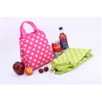 2016 hot sale beautiful collapsible cooler bag With tote Hand Manufactures