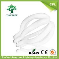 Tri - Color 3000h / 6000h T5 CFL Raw Material For Compact Fluorescent Lamp Manufactures