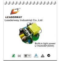 high PF open frame LED power driver with small size made in china Manufactures