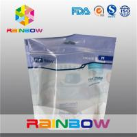China Resealble Medical Equipment / Machine / Tool Foil Pouch Packaging With Customized Logo on sale