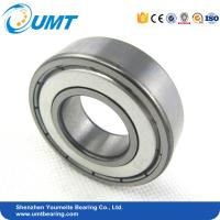 Buy cheap Reliable anti - wear single row ball bearings , high speed ball bearing 6002 for roller skate from wholesalers