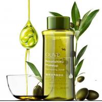 Quality Olive Gentle Face Makeup Remover Moist Cleansing Oil Deep Makeup Removal for sale