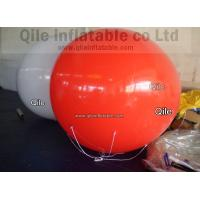 Red Large Helium Balloons Commercial Inflatable Products Helium Gas Balloon Manufactures