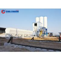 China Vertical Shaft Automatic Concrete Batching Plant Equipment Planetary Mixer High Performance on sale