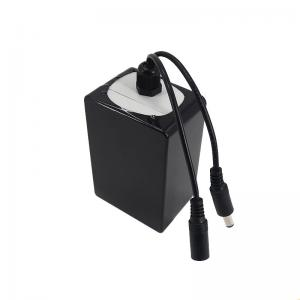 7.4V 6000mAh 18650 Lithium Ion Battery Over Current Protection Manufactures