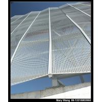 aluminum expanded metal sunscreening for sale
