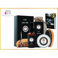 Quality Luxurious Beard Maintenance Kit For Men 's Birthday , Anniversay , Christmas Gift for sale
