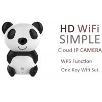 3.6mm Lens HD IP Cameras Recording , Indoor Wifi Camera For Baby Monitor