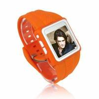 Quality MP4 Watch - 1.5 Inch OLED Screen for sale