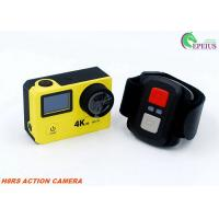 Quality High Resolution 0.95' OLED Remote Control Action Camera Full HD 4K Wifi With for sale