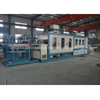 Mini Automatic Foam Food Container Machine With Mould / Press Forming Manufactures
