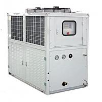 LSQ20AD ZB76X2 aircooled condenser FNV type for 48 KW cooling capacity R 407C 460 volts, 3ph 60 Hz Ambient condition 38C Manufactures
