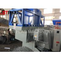 Waste Plastic Crusher Use and PP,etc,PS,Tyre,PE,PET,PVC,PC Plastic Type Plastic Pipe shredder Manufactures