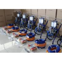 High Pressure Pneumatic Paint Sprayer For Spray Inorganic And Zinc Rich Epoxy Manufactures